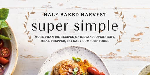 Book Signing with Tieghan Gerard of Half Baked Harvest