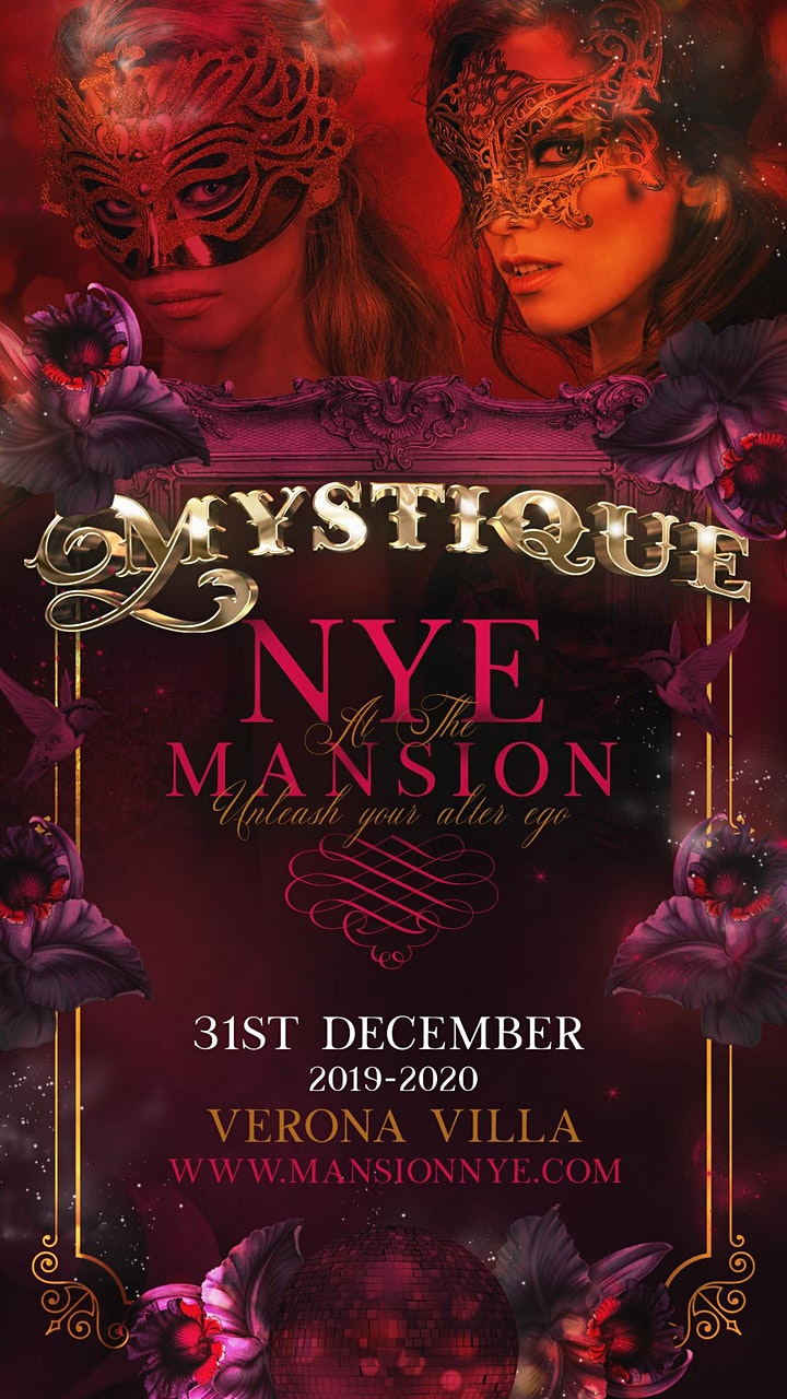 Mystique at the Mansion - Frisco New Years Eve image