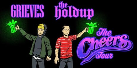 The Cheers Tour: Grieves + The Holdup at Bossanova Ballroom tickets