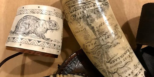 Adult Workshop Series: Scrimshaw Workshop with Jeff Breitman