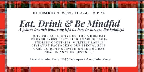 Holiday Self-Care Brunch tickets