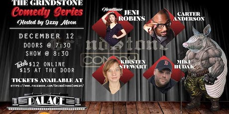 GrindStone Comedy Series tickets