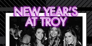 New Year's Eve 2020 at Troy Liquor Bar