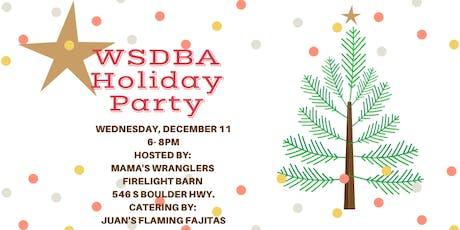2019 WSDBA Holiday Party tickets
