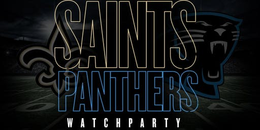 Saint vs. Panthers Watch Party