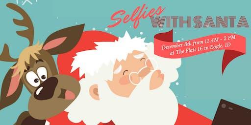 Selfies with Santa - Brunch at the Flats 16