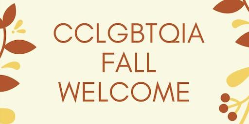UC Davis CCLGBTQIA Fall Welcome