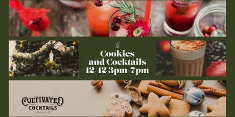 Cookies and Cocktails tickets