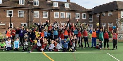Christmas Football & Multi Sport Holiday Camps - Football Icon Academy