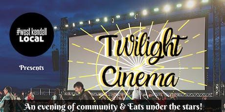 Twilight Cinema tickets