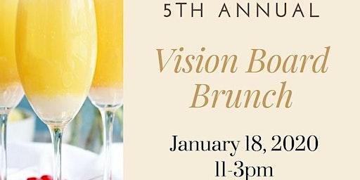 5th Annual Vision Board Brunch