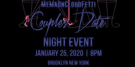MeMaOnCloudFetti Couples Date Night