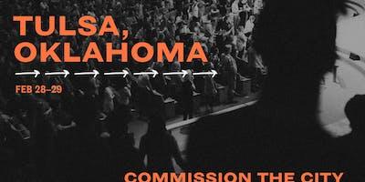 Commission The City: Tulsa