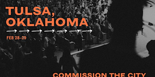 Commission The City: Tulsa