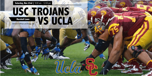 C4C Tailgate, USC v UCLA