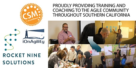 Certified Scrum Master Training (CSM) San Diego - April 2020 tickets