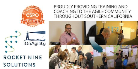 Certified Scrum Product Owner Training (CSPO) - San Diego - Feb 2020 tickets