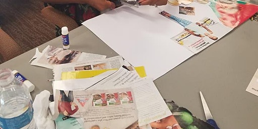 WSBN New Year, Clear Vision-Vision Board Workshop