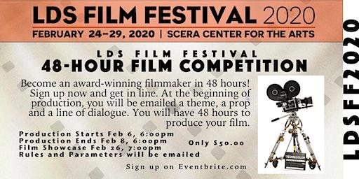 LDS Film Festival 48-Hour Film Competition