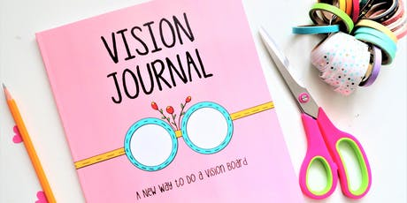DIY Candles + Vision Journal (Vision Board) Meet Up tickets