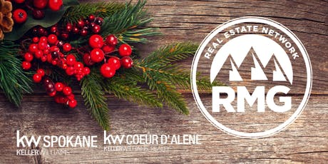 RMG Holiday Client Party - Inland tickets