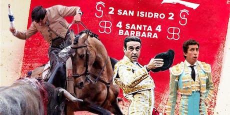 Tijuana Bullfight Admission Tickets- December 15, 2019 entradas