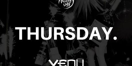 IN Thursdays at Venu Discounted Guestlist - 12/26/2019 tickets
