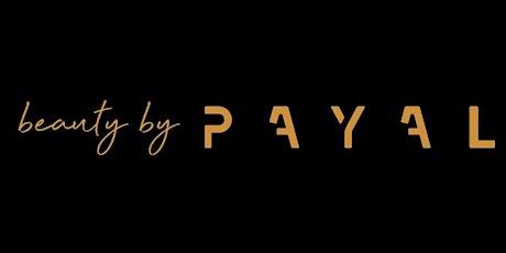 Payal MUA: Master Class tickets