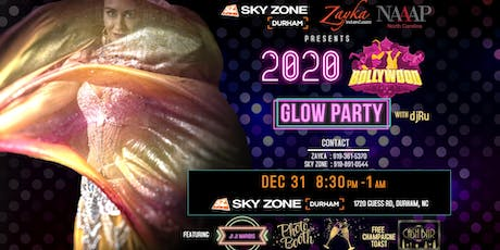 NYE Bollywood Glow Party tickets