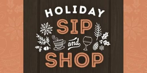 PNW ladies night Sip and Shop