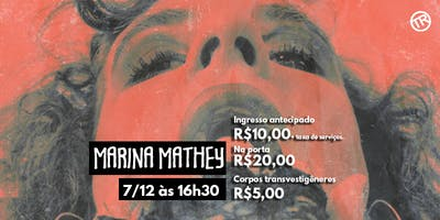 "Show Marina Mathey: ""Trava"""