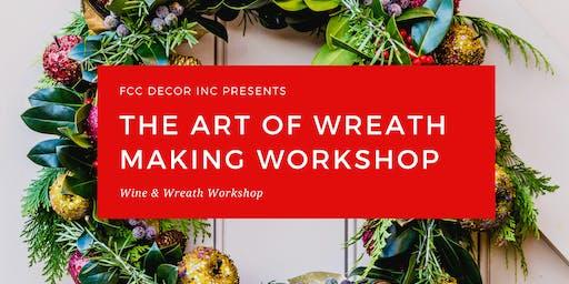 Art of Wreath Making Workshop