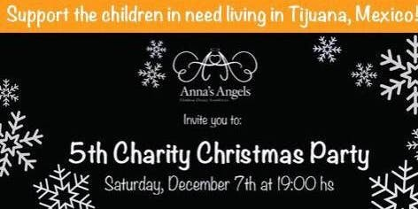 5th Annual Charity Christmas Concert and Dinner