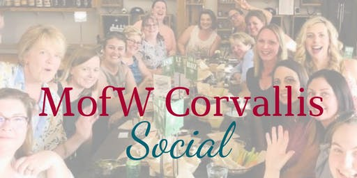 Corvallis Millions of Women Strong Social