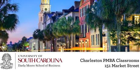 UofSC Professional MBA Program - Charleston Information Session tickets
