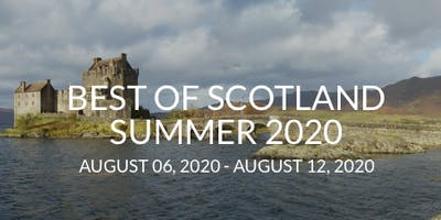 Scotland Trip 2020