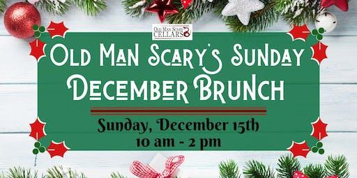 Old Man Scary Cellars December Holiday Sunday Brunch