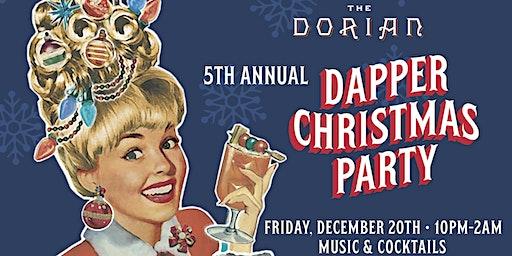 The Dorian's 5th Annual Dapper Party
