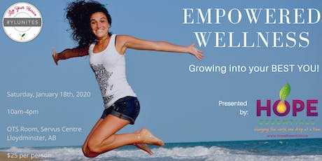 Empowered Wellness-Live Your Passion Rally tickets