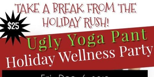 The Ugly Yoga Pant Wellness Party