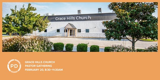 Grace Hills Pastor Gathering