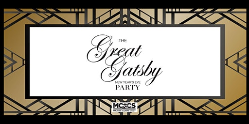 MCCS Okinawa The Great Gatsby New Years Eve Party