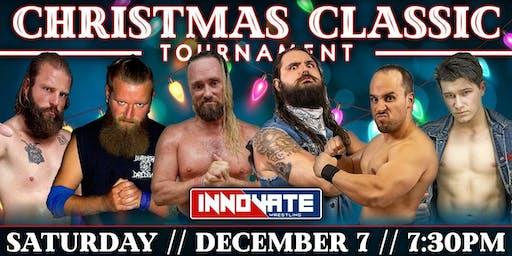 Innovate Wrestling Christmas Classic