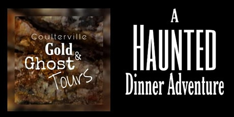 A Haunted Dinner Adventure tickets