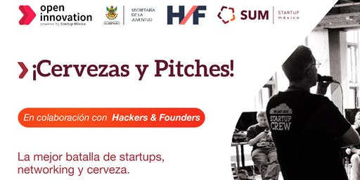 Cervezas & Pitches con Hackers & Founders