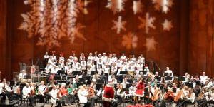 2019 Bus Trip to Tobin Center for Holiday Pops Concert