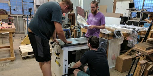 Table Saw Induction