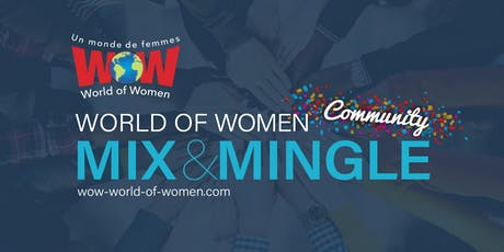 WOW Ottawa Mix & Mingle | Community tickets