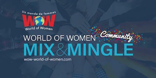 WOW Ottawa Mix & Mingle | Community