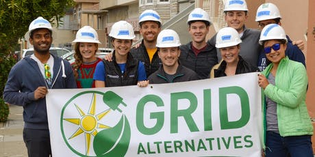 Our Changing Climate Series: GRID Alternatives tickets